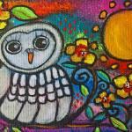 """""""Watching You, Owl II"""" by juliryan"""