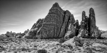 Fiery Furnace in B&W
