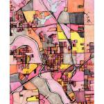 """""""Girard 16x20 w sig and loc"""" by carlandcartography"""