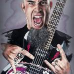 """Scott Ian"" by MelanieD"