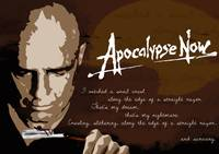 Apocalypse Now Quote Art Print