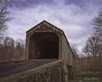 Scofield Ford Covered Bridge