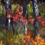 """Peterborough New Hampshire Reflection II"" by bavosiphotoart"