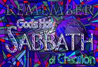 Sabbath of Creation