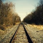"""Tracks to Somewhere"" by robertllynch"