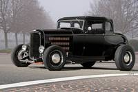1932 Ford 'Louvered' Coupe