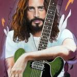 """Chris Cornell"" by MelanieD"