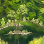 """Forest Pool"" by SergeantFirstClass"