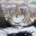"""Winter Valley"" by SergeantFirstClass"