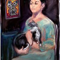 Las Amigas Art Prints & Posters by Judy Schavrien