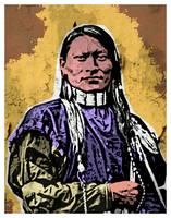 Red Sleeve-Northern Cheyenne