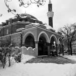 """Banya-bashi Mosque"" by raetucker"