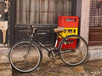The Old Bicycle