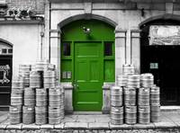 Green Door of Dublin