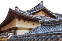 Architecture Of Bukchon Hanok Village