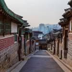 """Walking Bukchon Hanok Village"" by lightningman"
