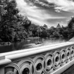 """Bow Bridge Monochrome"" by JessicaJenney"