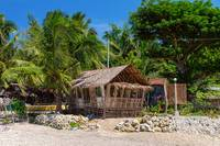 Beach Side Nipa Hut