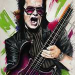 """Glenn Hughes"" by MelanieD"