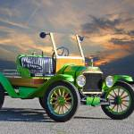 """1914 Ford Model T Speedster 3Q Pass Side"" by FatKatPhotography"