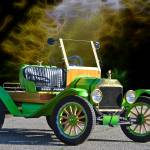 """1914 Ford Model T Speedster"" by FatKatPhotography"