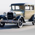 """1928 Ford Model A Tudor Sedan"" by FatKatPhotography"