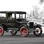 """1927 Ford Tudor Sedan"" by FatKatPhotography"