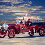 """1921 American LaFrance Fire Engine II"" by FatKatPhotography"