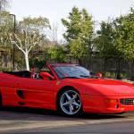 """1999 Ferrari 355 F1"" by FatKatPhotography"