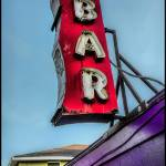 """Red Bar Sign_04"" by curtisstaiger"