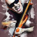 """Joe Satriani"" by MelanieD"