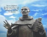 Go in Confidence - St. Dominic