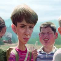 StandByMe_2 Art Prints & Posters by Blake Loosli