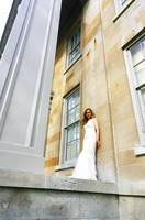 Historic building & the bride