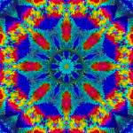 """Feather Duster Mandala"" by richardhjones"