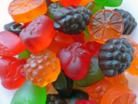 Gummy Fruit
