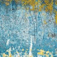 2-SPRING-LANDSCAPE-TEXTURE-rgb66 Art Prints & Posters by paul speed