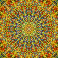 Hot And Spicey Kaleidoscope