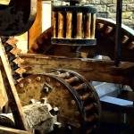 """Gears in a Grist Mill"" by susansartgallery"