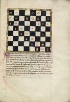 Book of Chess Problems, late 14th century