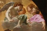 Simon Vouet - Model for Altarpiece in St. Peters