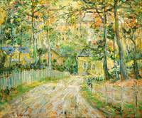 ERNEST LAWSON - THE PATH TO TOWN