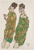Egon Schiele - Devotion