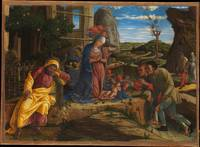 The Adoration of the Shepherds, by Andrea Mantegna