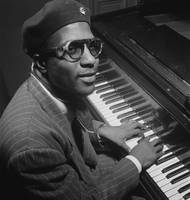 Thelonious Monk, Minton's Playhouse, New York, ca.