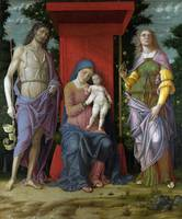 Madonna with St. Mary Magdalene and St. John the B