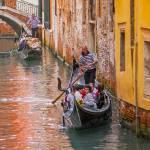 """""""Venetian Gondolas"""" by mjphoto-graphics"""