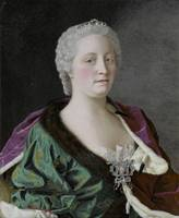Queen Maria Theresia (1717-1780). The Chocolate Gi