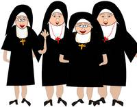 Nuns In Habits