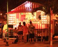 Le Crepe en Rose, Grand Case, St. Martin